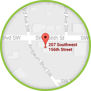 Google Maps Advanced Orthodontics Bellevue Kent Burien WA